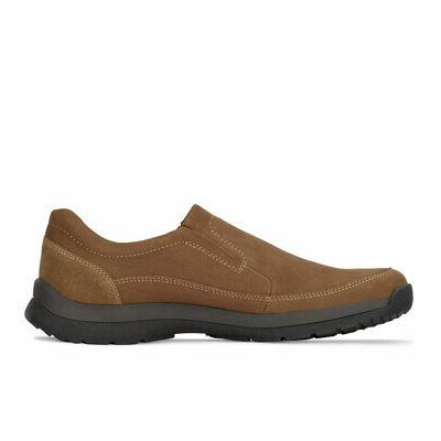 Dockers Mens Enderlin Leather Casual Slip-on