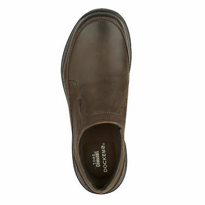 Dockers Leather Rugged Slip-on Loafer