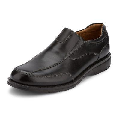 Dockers Mens Fontana Genuine Leather Dress Casual Slip-on Co