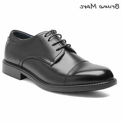 mens formal dress shoes leather lined plain
