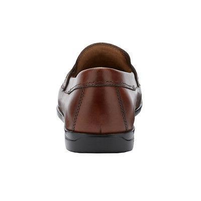 Leather Dress Tassel Slip-on