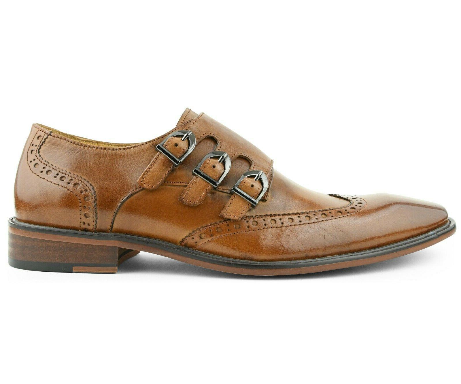 Men's Dress Shoes, Formal Monk