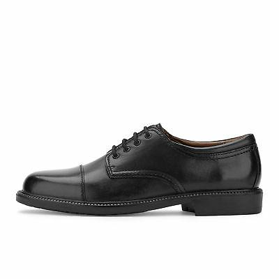 Dockers Genuine Leather Casual Toe Lace-up