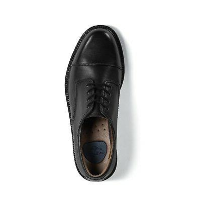 Dockers Mens Gordon Genuine Leather Toe Lace-up