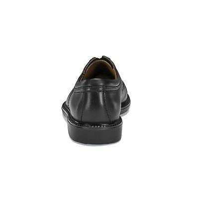 Dockers Mens Leather Casual Cap Toe
