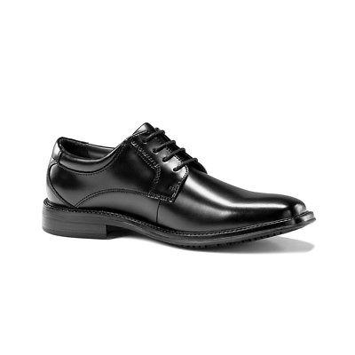 Dockers Mens Slip Resistant Oxford Shoe