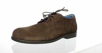 mens jaren mocha suede oxford dress shoe