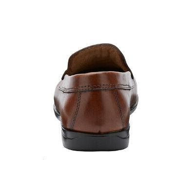 Dockers Mens Genuine Leather Slip-on Loafer