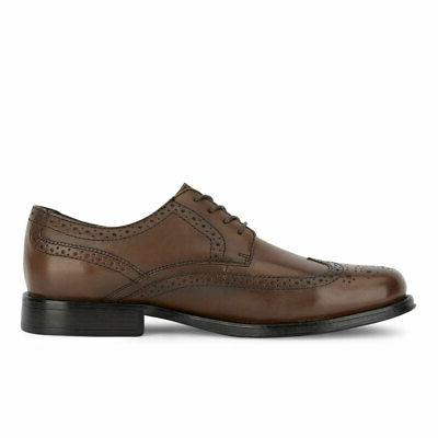 Dockers Moritz Genuine Leather Dress Lace-up Shoe