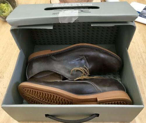 Hey Dude mens shoes Brown size