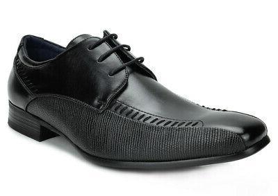 Bruno Marc Shoes Lace Business Dress Shoes US6.5-15