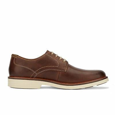 Dockers Mens Parkway Genuine Leather Shoe NeverWet