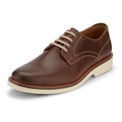 mens parkway genuine leather casual lace up