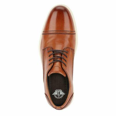 Dockers Mens Patton Leather Business Lace-up Shoe
