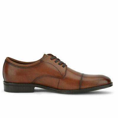 Dockers Leather Lace-up Cap Toe Oxford Shoe