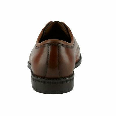 Dockers Leather Lace-up Cap Toe Oxford
