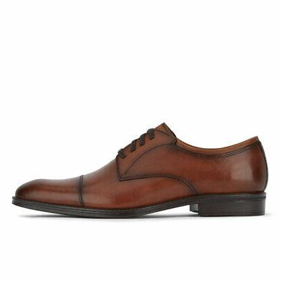 Dockers Leather Lace-up Toe Oxford Shoe
