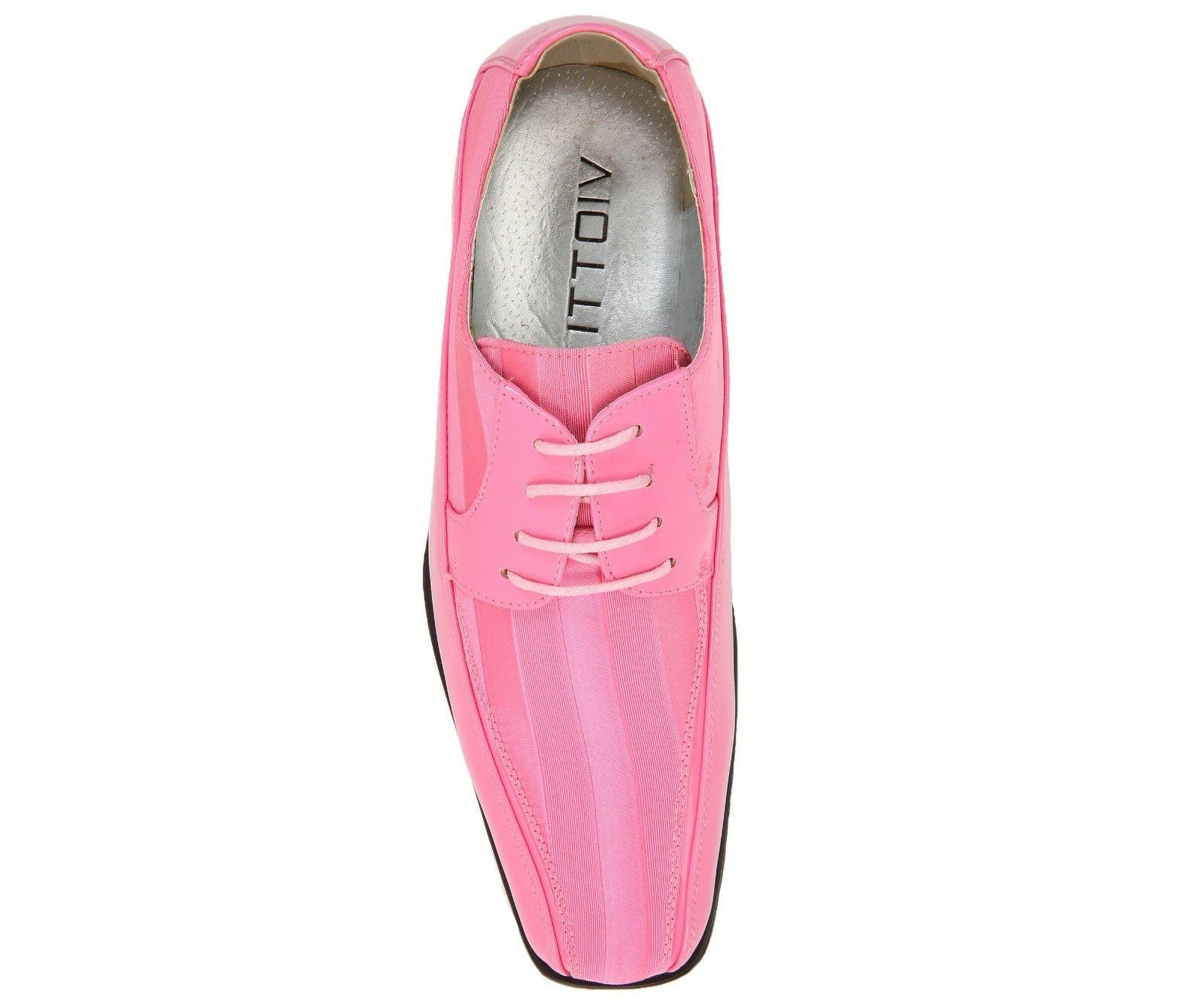 Viotti Patent Dress Satin Shoe