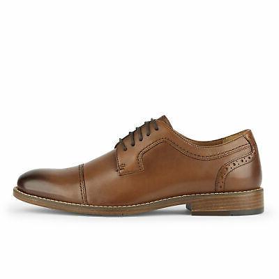 Dockers Dress Lace-up Rubber Cap Oxford Shoe