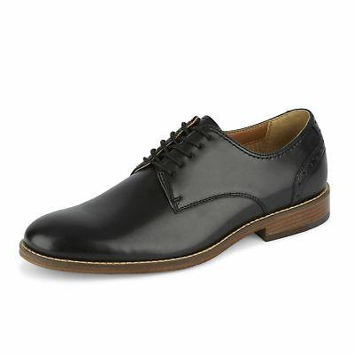 mens richland genuine leather dress lace up