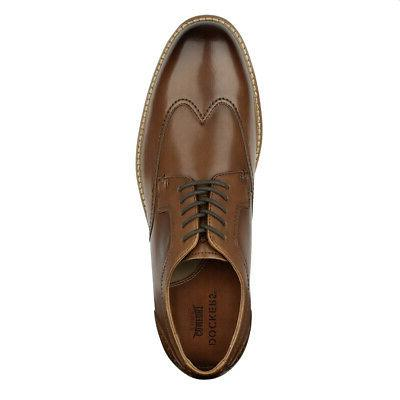Dockers Ryland Dress Rubber Lace-up Wingtip Oxford
