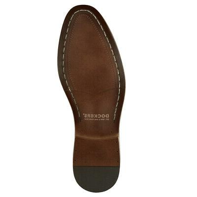 Dockers Mens Dress Wingtip Oxford Shoe