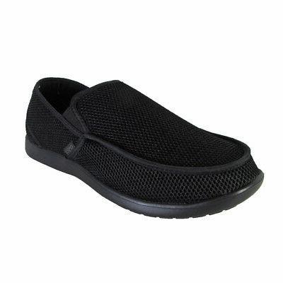 Crocs Mens Santa Cruz Rx Slip On Loafer Shoes
