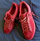Puma Mens Shoes Velvet Sporty Dress Sneakers 10.5 Pink Fuchs