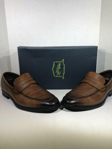 mens size 14 eu 48 brown leather