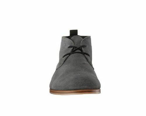 Mens Suede Shoes Handmade Suede Leather Boots