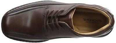 Dockers Men's Trustee Lace-Up Casual Shoe