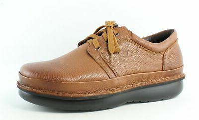 mens villager cognac oxford dress shoe size