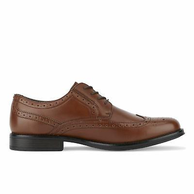 Dockers Mens Wycliff Brogue Dress Oxford Shoe