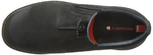 Men's Slip-On Black W