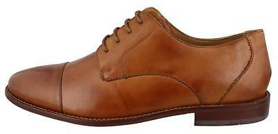 Florsheim Montinaro Cap Toe Oxfords Leather Mens Dress Lace
