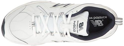 Training White/Navy, 10.5 4E US