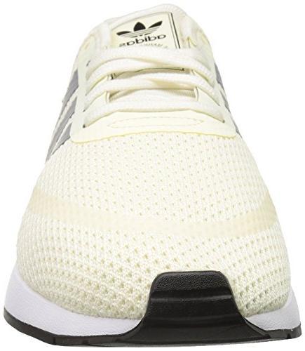adidas Originals Men's Sneaker White, Three Fabric, 10.5 M