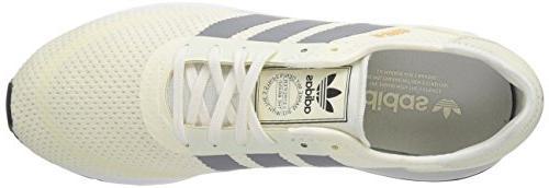adidas Originals Sneaker Running Shoe, Off White, 10.5