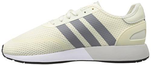adidas Men's Sneaker Running White, Grey 10.5