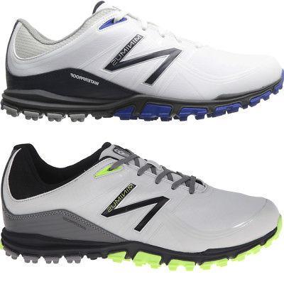 nbg1005 men s minimus spikeless golf shoe