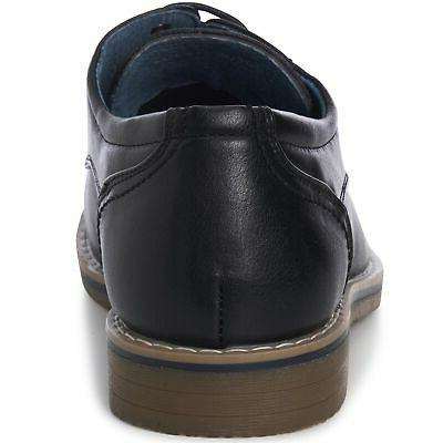 Alpine Swiss Neil Lace Up Loafers