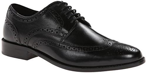 nelson wing tip oxford