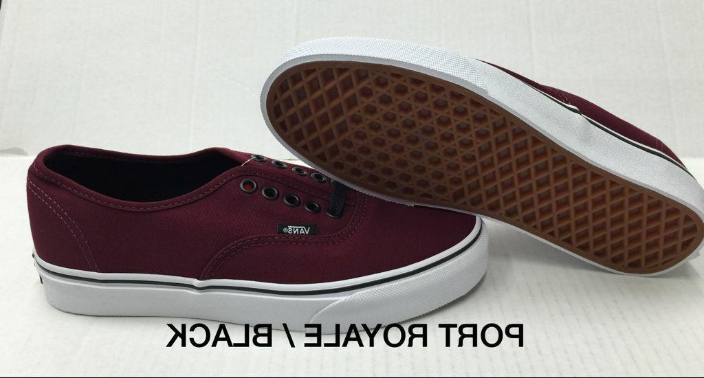 Vans Unisex Canvas Shoes
