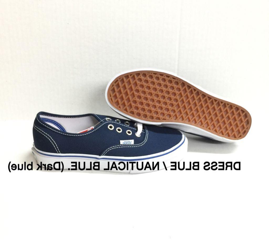 Vans Unisex Canvas Shoes NWT.