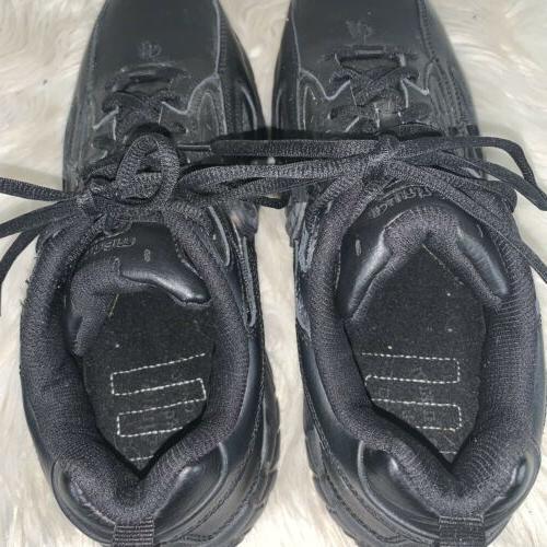 Dunham Leather Shoes Oil Resistant D