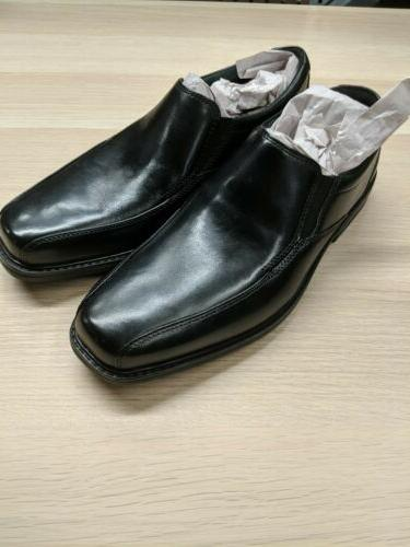 new bolton free slip on shoes leather