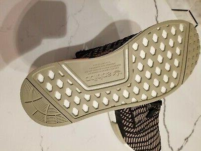 New Primeknit Shoes Black Sesame - MENS 10.5