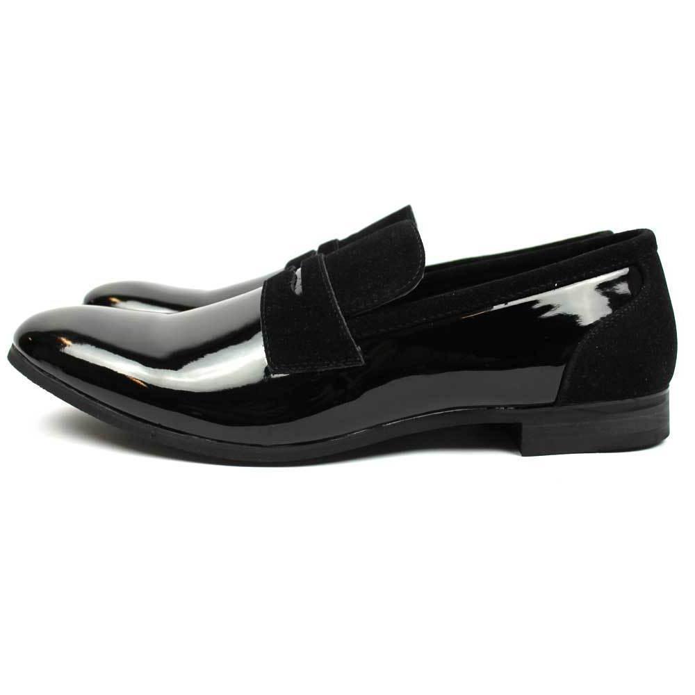 Shoes Slip On Leather Dress AZAR