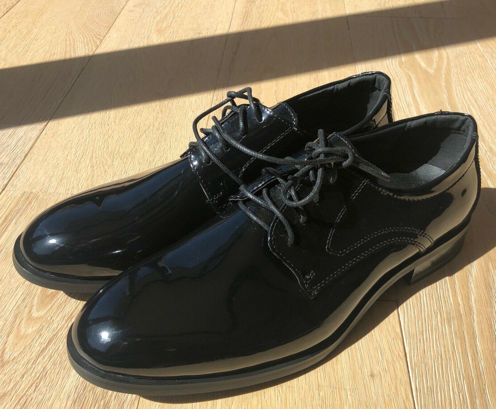 VANGELO Shoes 10.5M Black