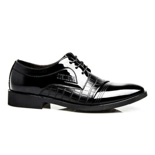 New Formal Leather Oxford Dress Fashion Business